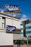 Philippe the Original, Alameda Street, Downtown Los Angeles, California