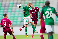Dario Canadzija of NK Olimpija Ljubljana during football match between NK Olimpija Ljubljana and NK Triglav Kranj in Round #31 of Prva liga Telekom Slovenije 2017/18, on May 6, 2018 in SRC Stozice, Ljubljana, Slovenia. Photo by Urban Urbanc / Sportida