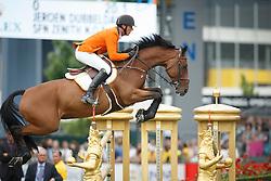 Dubbeldam Jeroen, (NED), SFN Zenith NOP<br /> Individual Final Competition<br /> FEI European Championships - Aachen 2015<br /> © Hippo Foto - Dirk Caremans<br /> 23/08/15