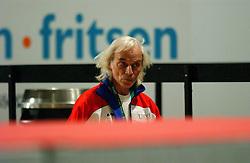 02-05-2004 TURNEN: EUROPEES KAMPIOENSCHAP DAMES: AMSTERDAM<br /> Boris Orlov<br /> ©2004-www.fotohoogendoorn.nl