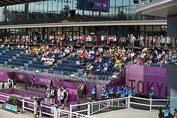 Spectators<br /> Olympic Games Tokyo 2021<br /> © Hippo Foto - Stefan Lafrentz<br /> 27/07/2021no