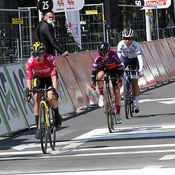 25-04-2021: Wielrennen: Luik Bastenaken Luik (Vrouwen): Luik: Marianne Vos