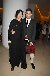 SHARLEEN SPITERI and EWAN MCGREGOR at 'Not Another Burns Night' in association with CLIC Sargebt and Children's Hospice Association Scotland held at ST.Martins Lane Hotel, London on 3rd March 2008.<br /><br />NON EXCLUSIVE - WORLD RIGHTS