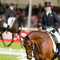 Dressage - Land Rover Burghley Horse Trials 2011