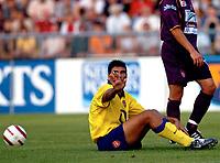 ◊Copyright:<br />GEPA pictures<br />◊Photographer:<br />Andreas Troester<br />◊Name:<br />Reyers<br />◊Rubric:<br />Sport<br />◊Type:<br />Fussball<br />◊Event:<br />Testspiel, NK Maribor vs Arsenal London<br />◊Site:<br />Maribor, Slowenien<br />◊Date:<br />22/07/04<br />◊Description:<br />Jose Reyes (Arsenal)<br />◊Archive:<br />DCSTR-2207041811<br />◊RegDate:<br />23.07.2004<br />◊Note:<br />8 MB - SU/SU