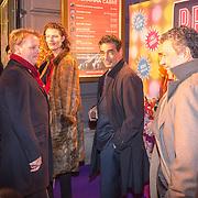 NLD/Amsterdam20151111 - Premiere Priscilla, Queen of the Desert, advocaat Gerard Spong en  Frank Sanders