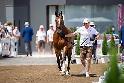 Schumach Christian, AUT, Te Quiero SF, 106<br /> Olympic Games Tokyo 2021<br /> © Hippo Foto - Dirk Caremans<br /> 23/07/2021