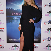 London, England, UK. 14th September 2017.Cast Emily Warburton Smith attend the Landing Lake Film Premiere at Empire Haymarket,London, UK.