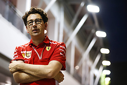 September 13, 2018 - Singapore, Singapore - Motorsports: FIA Formula One World Championship 2018, Grand Prix of Singapore, BINOTTO Mattia (ita), Chief Technical Officer of the Scuderia Ferrari. (Credit Image: © Hoch Zwei via ZUMA Wire)