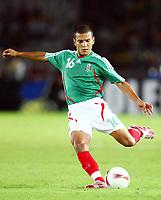 Fotball<br /> Copa America 2007<br /> 27.06.2007<br /> Mexico v Brasil<br /> Foto: imago/Digitalsport<br /> NORWAY ONLY<br /> <br /> Jaime Lozano (Mexiko)
