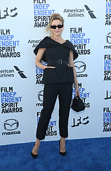 February 8, 2020, Los Angeles, California, United States: 2020 Film Independent Spirit Awards held at Santa Monica Pier..Featuring: Renee Zellweger.Where: Los Angeles, California, United States.When: 08 Feb 2020.Credit: Faye's VisionCover Images (Credit Image: © Cover Images via ZUMA Press)