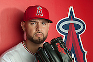 Pitcher Ricky Nolasco poses during the Angels' Photo Day at Spring Training in Tempe, AZ on Tuesday, February 21, 2017. (Photo by Kevin Sullivan, Orange County Register/SCNG)