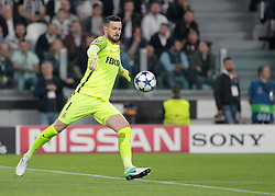 Danijel Subasic during Champions League Semi-finals match between Juventus v Monaco, in Turin, on may 9, 2017.(Photo by Loris Roselli/NurPhoto) *** Please Use Credit from Credit Field ***