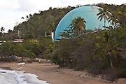 Domes Beach in Rincon, Puerto Rico.