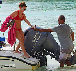 EXCLUSIVE: Coleen Rooney spotted on the beach in Barbados. 25 May 2017 Pictured: Coleen Rooney. Photo credit: 246paps/MEGA TheMegaAgency.com +1 888 505 6342