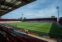General View inside the Vitality Stadium  - Mandatory by-line: Alex James/JMP - 26/08/2017 - FOOTBALL - Vitality Stadium - Bournemouth, England - Bournemouth v Manchester City - Premier League