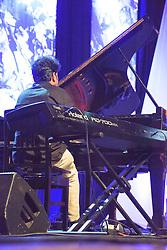Santosh Mulekar. Cape Town International Jazz Festival 2017. Photo by Alec Smith/imagemundi.com