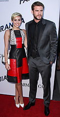 (FILE) Miley Cyrus and Liam Hemsworth Donate $500,000 to Emergency Relief - 13 Nov 2018