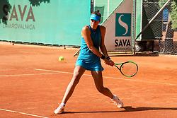 The athletes during the Tennis tournament for amateurs organised by Tenis Slovenija, on September 15, 2018 in Teniski Klub Branik, Maribor, Slovenia. Photo by Matic Klansek Velej / Sportida