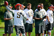 January 28 2016: Minnesota Vikings quarterback Teddy Bridgewater during the Pro Bowl practice at Turtle Bay Resort on North Shore Oahu, HI. (Photo by Aric Becker/Icon Sportswire)