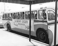 1964 The Brown Derby Restaurant bus