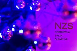 Feature during traditional New Year Gala Night Reception of NZS - Football Association of Slovenia, on December 16, 2013 in Kongresni center, Brdo pri Kranju, Slovenia.  Photo by Vid Ponikvar / Sportida