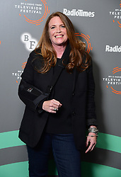 Helen Flint during the BFI and Radio Times Television Festival at the BFI Southbank, London.