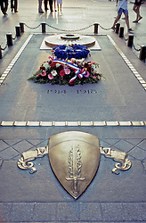 The Tomb of the Unknown Soldier & The Memorial Flame WWI Memorial