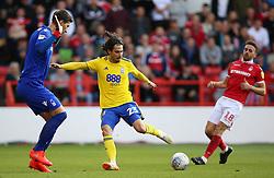 Birmingham City's Jota attempts a shot on goal