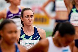 LauraMuirof Great Britain in action on the 800 meter during FBK Games 2021 on 06 june 2021 in Hengelo.