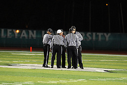 26 October 2012: Galesburg Silver Streaks v Normal University High Pioneers Football in Normal Illinois