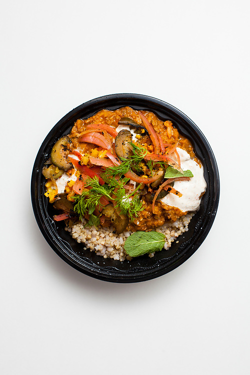 Impossible Grain Bowl from Cheu Fishtown ($16.20)