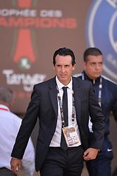 July 29, 2017 - Tanger, France - UNAI EMERY  (Credit Image: © Panoramic via ZUMA Press)