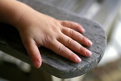 Close up young boys, toddler, hand, five fingers. CONCEPT STOCK PHOTOS CONCEPT STOCK PHOTOS