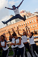Step to the High Line: Icy Blue vs. Bombay Steppers