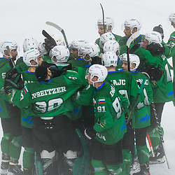 20201003: SLO, Ice Hockey - Alps Hockey League 2020/21, HK SZ Olimpija vs HDD SIJ Acroni Jesenice