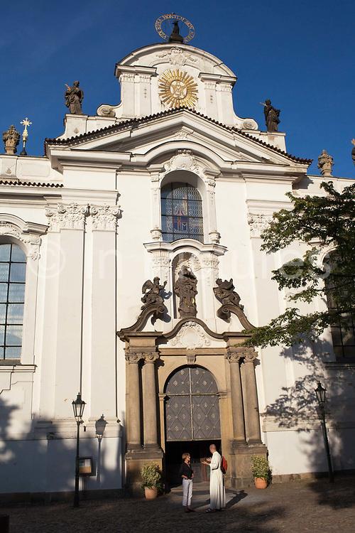 Petrin Hill; Prague, Czech Republic.