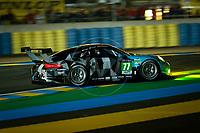 Qualifying Richard Lietz (AUT) / Michael Christensen (DNK) / Philipp Eng (AUT) driving the LMGTE Pro Dempsey-Proton Racing  Porsche 911 RSR 24hr Le Mans 15th June 2016