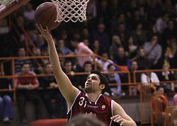 Saso Ozbolt na Dnevu slovenske moske kosarke, 26. decembra 2008, na Planini, Kranj, Slovenija. (Photo by Vid Ponikvar / Sportida)