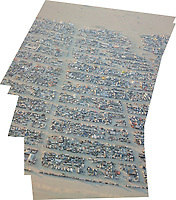 Aerial Photo of Black Rock City 2016