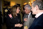 EVE POLLARD; NICKY HASLAM, Mrs. Richard Briggs at home to celebrate Catherine Meyer's birthday. Sloane Gardens. London. 28 January 2009 *** Local Caption *** -DO NOT ARCHIVE-© Copyright Photograph by Dafydd Jones. 248 Clapham Rd. London SW9 0PZ. Tel 0207 820 0771. www.dafjones.com.<br /> EVE POLLARD; NICKY HASLAM, Mrs. Richard Briggs at home to celebrate Catherine Meyer's birthday. Sloane Gardens. London. 28 January 2009