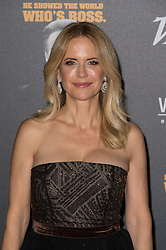 Kelly Preston attending a party in Honour of John Travolta's receipt of the Inaugural Variety Cinema Icon Award during the 71st annual Cannes Film Festival at Hotel du Cap-Eden-Roc in Cap d'Antibes, France on May 15, 2018 as part of the 71st Cannes Film Festival. Photo by Nicolas Genin/ABACAPRESS.COM