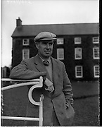 19/01/1960.01/19/1960.19 January 1960.Racehorse trainer P. Sleator at his stables at Grange Co. Wicklow.