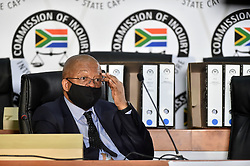 South Africa - Johannesburg - 21 September 2020 - Head of Department (HOD) Human Settlements in the Free State Provincial Government Nthimotse Mokhesi, appears before the Zondo commission in Braamfontein.<br />Picture: Itumeleng English/African News Agency(ANA)