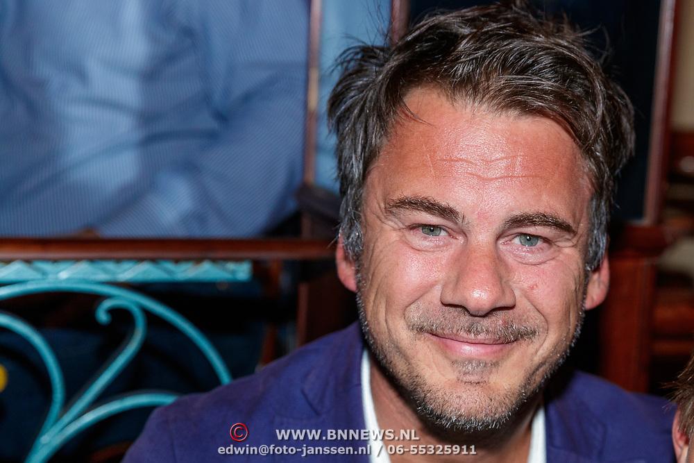 NLD/Amsterdam/20181030 - Boekpresentatie Wim Kieft - De Terugkeer, Jan-Hein Kuijpers, advocaat