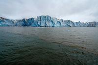 Kings glacier<br /> Kings bay<br /> Svalbard<br /> Norway