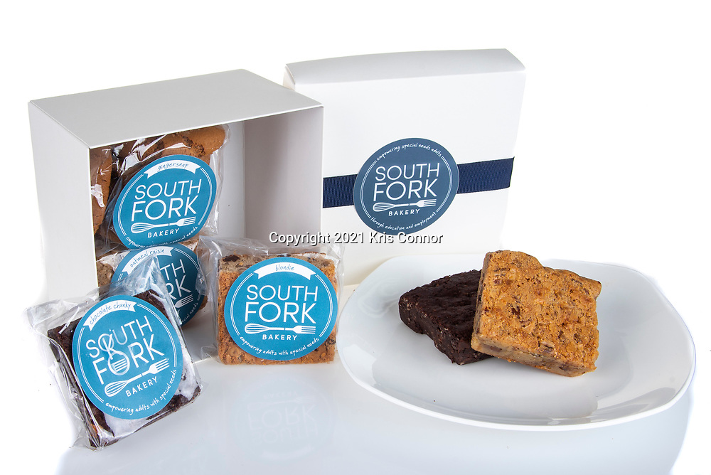 South Fork Bakery products photographed at the Tell Your Story Visually with Great Product Photography sponsored by the Long Island Food Council at Hotel Indigo East End in Riverhead, NY on May 24, 2021. Photo by Kris Connor