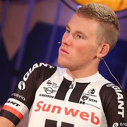28-06-2017: Wielrennen: Tour Sunweb persmoment: Dusseldorf<br />Mike Teunissen tour debutant