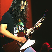 Soundgarden plays the Paramount Theater, Seattle, WA on 3-5-1992.