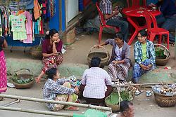 Vendors, Mount Popa